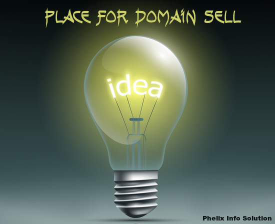 Top 5 Place For Domain Sell Very Easy - Phelix Info Solution