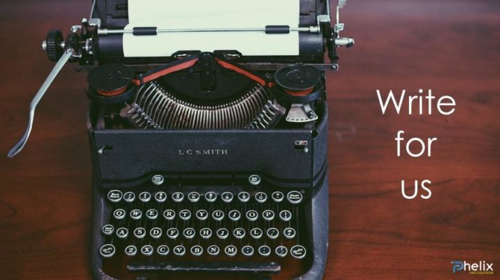 Write for us - Contribute Tech Articles and Knowledge Tech Blog
