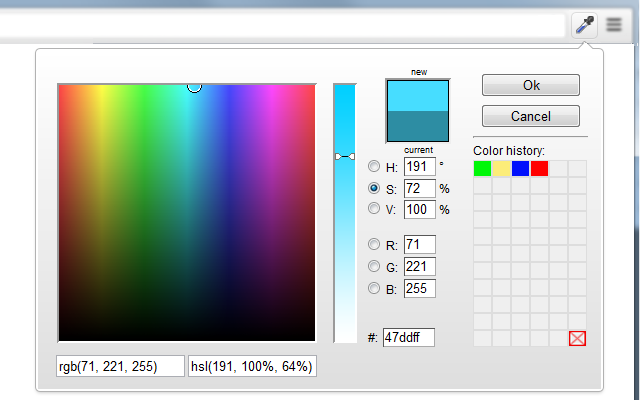 ColorZilla Advanced Color Picker for Designers ColorZilla Web Developers and Designers -Tech BlogColorZilla Advanced Color Picker for Designers ColorZilla Web Developers and Designers -Tech Blog
