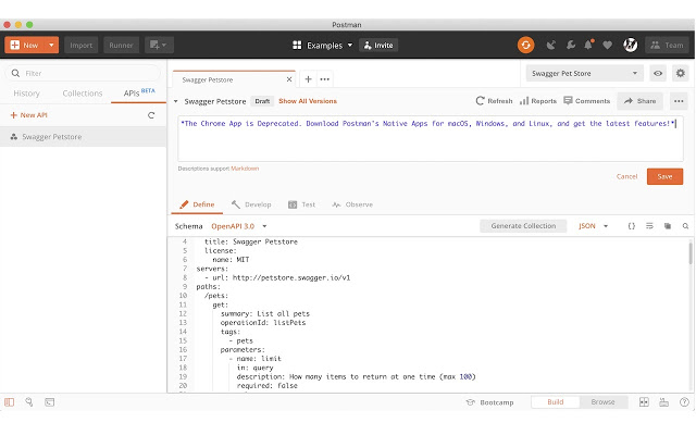 Postman - API Testing Chrome Extention