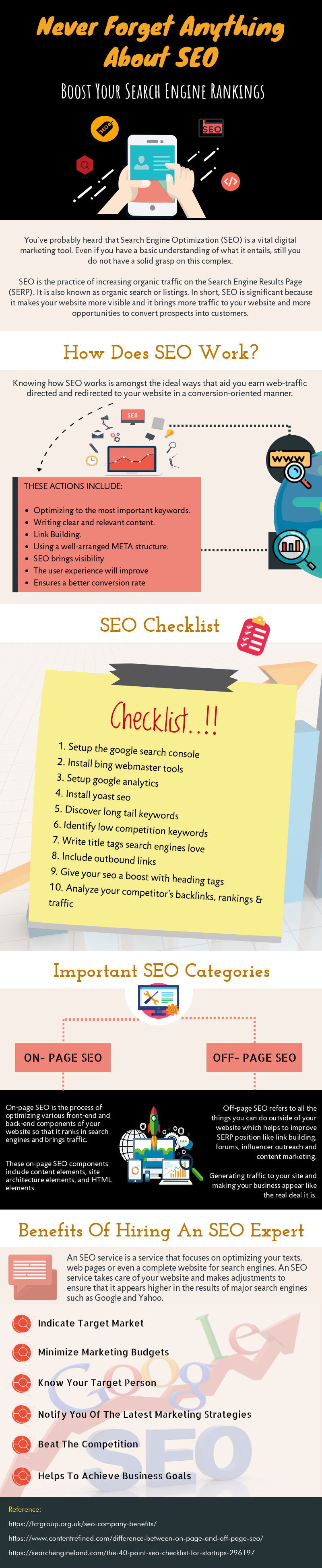 5 Basic SEO Tricks To Increase Visits To Your Page