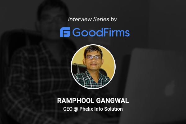 Interview Series – CEO Ramphool Gangwal's Phelix Info Solution