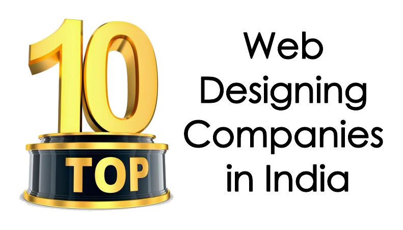 Top 10 web designing companies in India