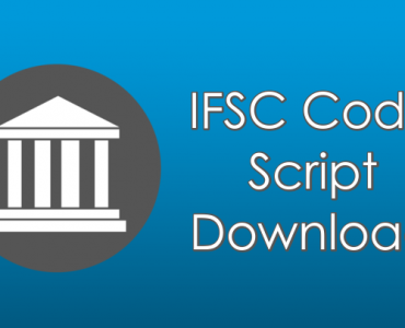 IFSC Code Script Download, IFSC Code WordPress Theme – Phelix Info