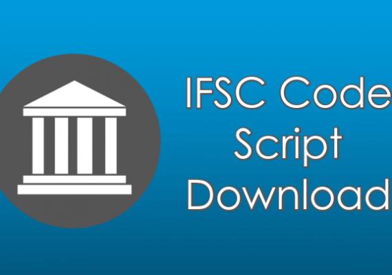 IFSC Code Script Download, IFSC Code WordPress Theme – Phelix Info