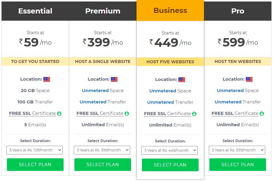 milesweb window hosting