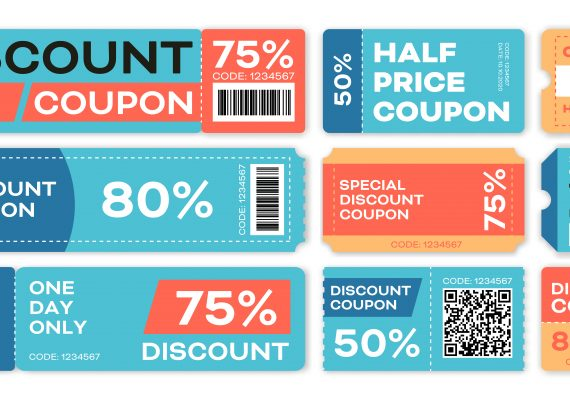Use coupons and enjoy 8 benefits
